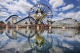 カリフォルニア ディズニーランド・リゾート「ディズニーランド・パーク」2001年に誕生したディズニー・カリフォルニア・アドベンチャー・パーク As to Disney photos,logos,properties:(C)Disney