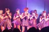 最初で最後の『バイトAKB公演』で契約を満了したバイトAKB(28日=AKB48劇場) (C)ORICON NewS inc.