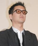 映画『振り子』初日舞台あいさつに出席した石田卓也 (C)ORICON NewS inc.
