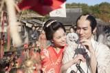 大河ドラマ『花燃ゆ』第8回(2月22日放送)では色気のある演技をみせた高良健吾(C)NHK