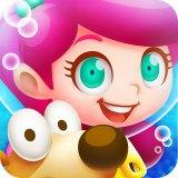 『モジポップン〜100の海と情熱の大陸〜』アプリアイコン(C) GungHo Online Entertainment, Inc. All Rights Reserved.