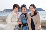 『プラチナエイジ』に主演する(左から)榊原郁恵、池上季実子、宮崎美子