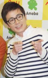 喉の炎症のため先月26日から休養しているオリエンタルラジオ・藤森慎吾 (C)ORICON NewS inc.