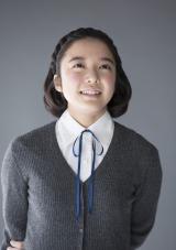 ミュージカル『赤毛のアン』の主人公アン・シャーリー役を演じる上白石萌音