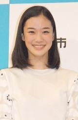 『いわき市復興応援観光キャンペーン』イベントに出席した蒼井優 (C)ORICON NewS inc.