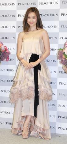 『PEACH JOHN SPRING WITH SAEKO Starting event』に出席した紗栄子 (C)ORICON NewS inc.