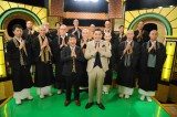 お坊さんはテレビ向き!? 爆笑問題が司会を務める『お坊さんバラエティ ぶっちゃけ寺』が昇格 (C)テレビ朝日