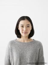 芸者の夢乃役を演じる蒼井優 (C)日本テレビ