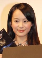 映画『エクスペンダブルズ3 ワールドミッション』日本語吹き替え版完成披露記者会に出席したX21・白鳥羽純 (C)ORICON NewS inc.