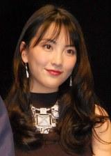 映画『暗殺教室』完成報告記者会見に出席した知英 (C)ORICON NewS inc.