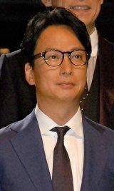 映画『暗殺教室』完成披露舞台あいさつに出席した椎名桔平 (C)ORICON NewS inc.