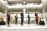 メインダンサー&バックボーカルの超特急[リリースイベント2013年2月16日撮影/(C)ORICON NewS inc.]