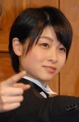 デビュー曲発売記念イベントを開催したTHE HOOPER・麻琴 (C)ORICON NewS inc.