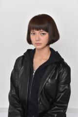 日本テレビ系連続ドラマ『ドS刑事』で人生初のボブヘアに挑戦した多部未華子(C)日本テレビ