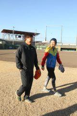 「カミさん(遊助)は、あの頃と変わらず気さくな人」と松坂大輔投手