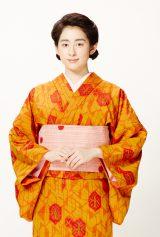 NHK連続テレビ小説『マッサン』のスピンオフ前編で主人公・すみれを演じる早見あかり
