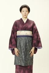 NHK連続テレビ小説『マッサン』のスピンオフ後編で主人公・好子を演じる江口のりこ