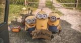 バナナが大好物な謎の生物ミニオン(C)2014 Universal Pictures.