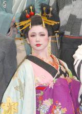 舞台『最後のサムライ』の記者会見に出席したソニン (C)ORICON NewS inc.