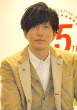 BS-TBS新番組『にっぽん!歴史鑑定』でレギュラーを務める田辺誠一 (C)ORICON NewS inc.