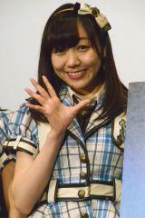 学業両立の難しさを語ったSKE48の須田亜香里 (C)ORICON NewS inc.