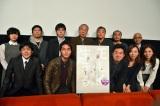 映画『正しく生きる』の初日舞台あいさつに出席したキャスト (C)ORICON NewS inc.