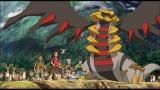 『ポケモン・ザ・ムービーXY「光輪(リング)の超魔神 フーパ』(7月18日公開)より。【ギラティナ】「ギラティナと氷空の花束シェイミ」(2008年)、「アルセウス超克の時空へ」(2009年)に登場