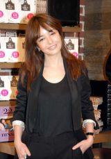Life Style BooK『My NAME IS…RINKA AtoZ DICTIONARY』(発売中)が話題の梨花 (C)ORICON NewS inc.