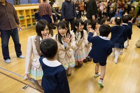2014年11月30日 宮城県山元町を訪問(C)AKS