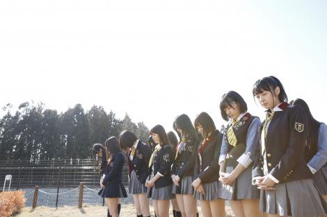 2014年3月11日 宮城県石巻市訪問(C)AKS