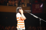 ギター1本で日本武道館2daysをやりきり、感極まって涙するmiwa photo by:佐藤薫