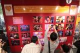 タワーレコード渋谷店ではパネル展も実施(9月17日〜21日)