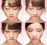 AKB48が39thシングル「Green Flash」で女性歌手新記録の26作連続1位を達成