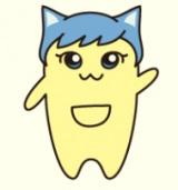 アニメ『にゅるにゅる!!KAKUSENくん』2期登場キャラクター 角柱