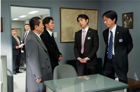 3月11日放送の『相棒13』第17話より(C)テレビ朝日
