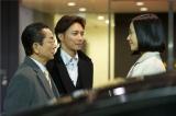 3月11日放送の『相棒13』第17話より。片山雛子(木村佳乃)が久しぶりに登場(C)テレビ朝日