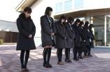 2015年3月11日 宮城県石巻市を訪問したAKB48(C)AKS