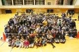 2015年3月11日 宮城県南相馬市を訪問したAKB48(C)AKS