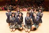 2015年3月11日 福島県南相馬市を訪問したAKB48(C)AKS