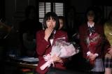 春菜つばめを演じきった広瀬すずの目から涙が(C)日本テレビ