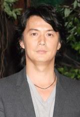 資生堂『TSUBAKI』の新CMで男性初のメインモデルを務める福山雅治 (C)ORICON NewS inc.