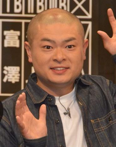 NHK BSプレミアム『7人のコント侍』新メンバー決定取材会に出席したあばれる君 (C)ORICON NewS inc.