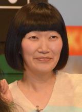 NHK BSプレミアム『7人のコント侍』新メンバー決定取材会に出席したたんぽぽ・川村エミコ (C)ORICON NewS inc.