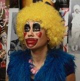 MCを務める『GIRA GIRA J 白組』(TOKYO MX)でド派手なお笑いメイクを披露したLiLiCo