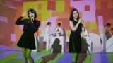 パフォーマンス集団「白A」が演出した斬新なステージで歌う「スピカの夜」