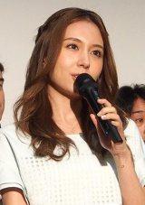国際放送「NHKワールドTV」のキャスター発表会見に出席したMay J (C)ORICON NewS inc.