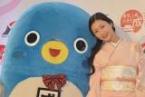 イベント『幸せに成田ーい 運気上昇・恋愛成就 大祈願祭』トークショーに出席した壇蜜 (C)ORICON NewS inc.