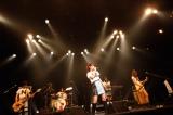 MIORIこと瀧本美織がボーカルを務めるガールズバンドLAGOONが新曲を初披露