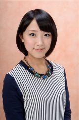 4月期からテレビ朝日系『スーパーJチャンネル』にキャスターとして出演する竹内由恵アナウンサー(C)テレビ朝日