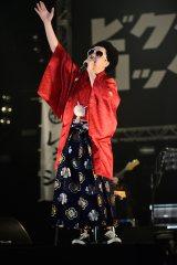『ビクターロック祭り〜2015〜』に出演したレキシ Photo by Rui Hashimoto/Azusa Takada[SOUND SHOOTER]